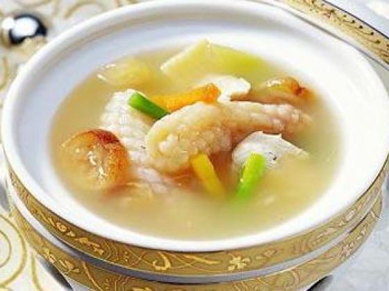 双海瓜汤的做法