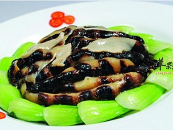 菌菇烩海参美味不可挡