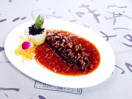 海参食谱肉末海参