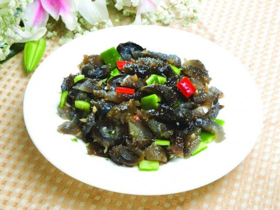 黑色食物能增强肾脏之气