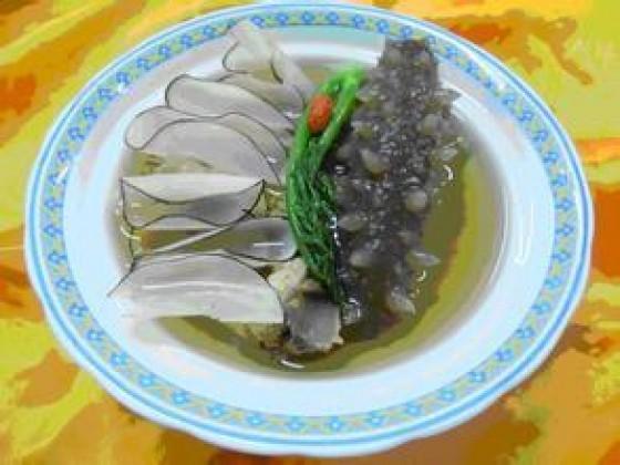 海参养生汤