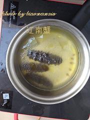 海参炖蛋的做法,海参炖蛋的家常做法