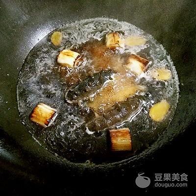 葱烧海参的做法