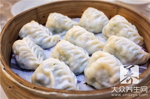 海参三鲜饺子