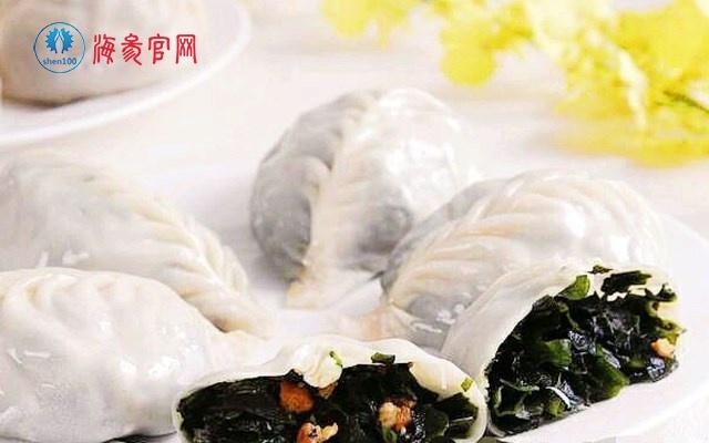 被称为聪明菜的海裙菜竟然有这么多美味的吃法!