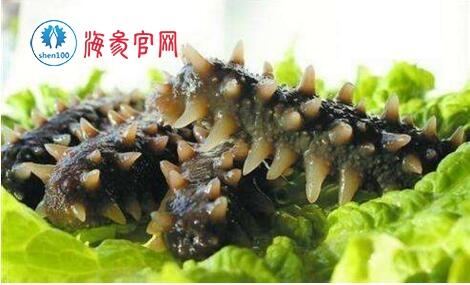 女性吃海参美容养颜功效