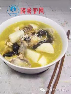 【美味又健康:海参鸡蛋羹】