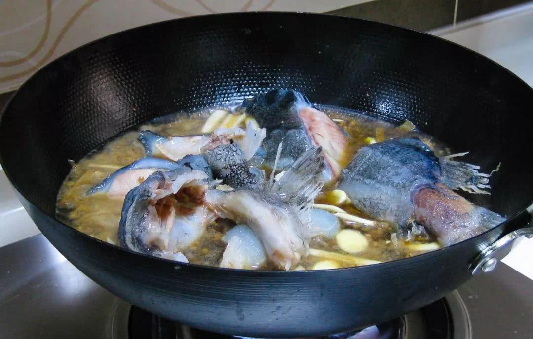 海参炖斑鱼