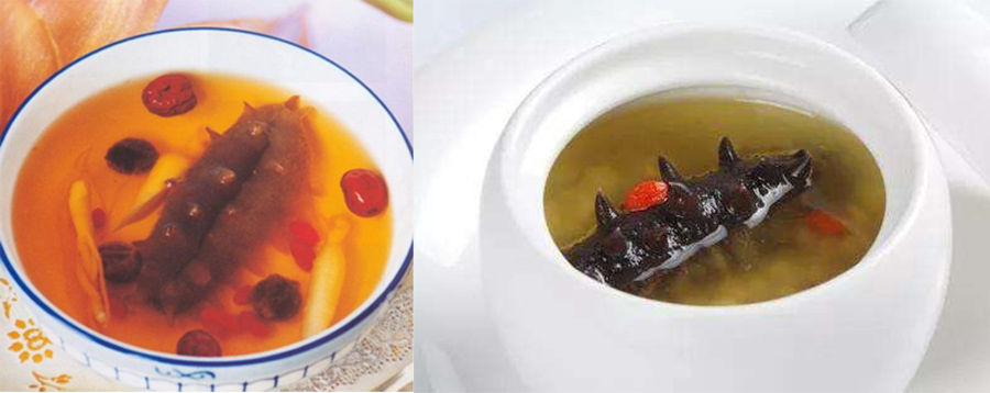 海参的简单最佳吃法